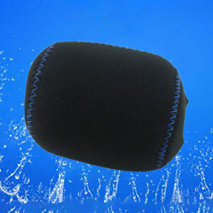 Durable Fishing Wheel Reel Bag Baitcasting Casetective Cover Neoprene NICE5H7X
