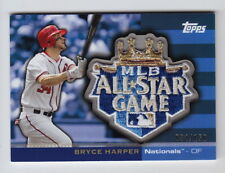 2012 Topps Bryce Harper All-Star Game Fanfest Patch Rc (034/150) - Jersey #