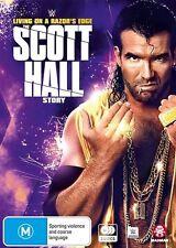 WWE LIVING ON A RAZORS EDGE THE SCOTT HALL STORY DVD (3 DISCS) BRAND NEW SEALED