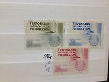SELLOS DE URUGUAY.  USADOS . YVERT Nº  150/2. AEREOS