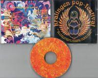 Kralingen Pop-Festival CD SOFT MACHINE Dr. John PINK FLOYD Family SANTANA Flock