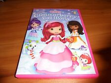 Strawberry Shortcake: The Glimmerberry Ball Movie (DVD, WS 2010) Used Animated