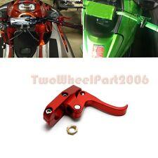 CNC Finger Throttle Lever for Sea-Doo Super-Jet-Ski Wave-Runner 440 550 SET RED