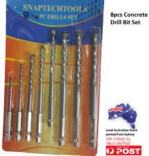 8PCS Concrete Drill Bit Set A0015