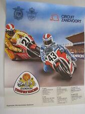 Samson Trophy Races Circuit Zandvoort 1983 (8/4 6/5 27/5 24/6 19/8 9/9)