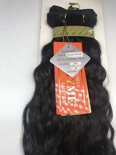 "Bohyme Remi Human Hair Machine-Tied_French_Refined_18""_#1B"