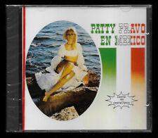 """PATTY PRAVO """"PATTY PRAVO IN MEXICO""""  RARO CD BOOTLEG - SIGILLATO"""