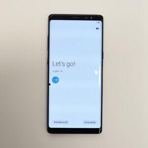 Samsung N950 Galaxy Note 8 64GB Verizon Android Smartphone BLACK DOT SCREEN