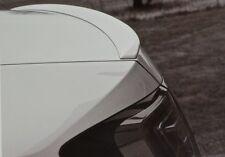 VW Jetta mk6 REAR TRUNK SPOILER Lip PAINTED BLACK L041 - BLOW MOLDED ABS - NEW