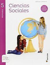 (CM).(15).C.SOCIALES 5ºPRIM. +ATLAS (SABER HACER). ENVÍO URGENTE (ESPAÑA)