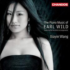 Xiayin Wang - Xiayin Wang Plays the Piano Music of Earl Wild [New CD]
