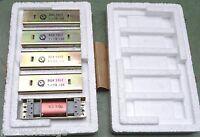 5 RFT Reedrelais RGK 50/2 1/118/08 18V 2 Schließer Reed Relais Schutzgasrelais