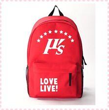 HOT Anime Love Live!  Bag Yazawa Nico School Bag Shoulder bag Backpack Animation