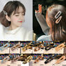 Women Hairpin Vintage Leopard Hair Clip Bobby Pin Hairband Barrette Comb Access