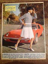 LOTUS EUROPE & Pin-Up 1968
