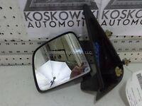Ranger Door Mirror Left Driver 93 94 Ford Manual 1993 OEM 1994  F87Z17683SAB