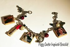 Peggy Carter Inspired Bracelet