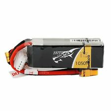 Tattu Gens Ace 1050mAh 3S 11.1V 45C 90C Lipo Battery Pack XT60 FPV Drones Vortex