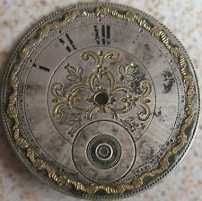Perrin Beautiful & Old Dial for Pocket watch 38,5 mm. in diameter