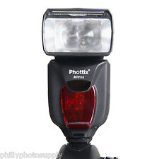 Phottix Mitros TTL FLash for Nikon TTL Save   $200 Over SB910  Qwik Ship