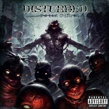 Import Disturbed Metal Music CDs & DVDs