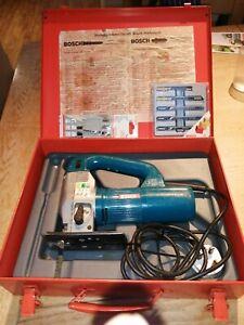 Bosch  Scintilla Swiss Made Jigsaw Sabre saw  Vintage