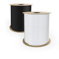 Polypropylenseil Textilseil PP Schnur Tau Weiss Schwarz Größen UV-beständig Weiß