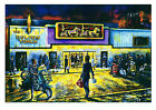 Northern Soul; Northern Soul Art; Neil Thompson paintings, The Torch