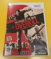 The House of The Dead Overkill GIOCO WII VERSIONE ITALIANA