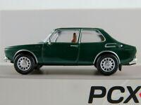 PCX87 870045 Saab 99 Limousine (1968-1976) in dunkelgrün 1:87/H0 NEU/OVP