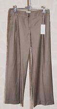 Pantalon marron neuf taille 42 marque Gérard Darel avec laine  étiqueté 140€ (v)