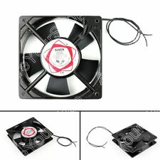 4x AC 220V~240V Metal Ventilador de Refrigeración 12025S 120x120x25mm 50/60Hz