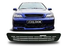 GRILLE WITHOUT INITIALS BLACK OPEL ASTRA G 02/98-10/2005 COUPE CABRIOLET BERTONE