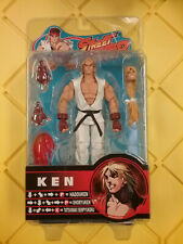 Sota Street Fighter Ken White  RD 2 Figure NEW