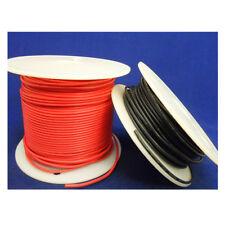 Wire Hook-up 22AWG Stranded 100m Pvc Black - EL392-0100