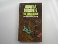 The Under Dog, Hercule Poirot, Agatha Christie, Dell Paperback, 1975