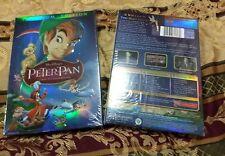 Peter Pan(DVD,200,2-Disc Set,Platinum Edition)FREE SHIP BRAND NEW  ADVENTURE/FUN