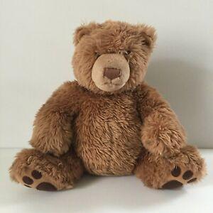 Kohls Cares Brown Bear Plush Stuffed Animal Gund #44184 Grizzly Teddy Bear