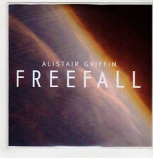 (GS677) Alistair Griffin, Freefall - 2015 DJ CD