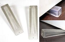 Türkeil Türkeile 8 Stück Keil Türfeststeller Türstopper transparent 15,5cm 210