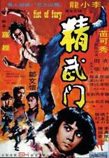 THE CHINESE CONNECTION Movie POSTER 11x17 Hong Kong Bruce Lee James Tien Robert