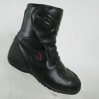 Alpinestars Mens Ridge Waterproof Size 10 MotorCycle Riding Street Boots Black