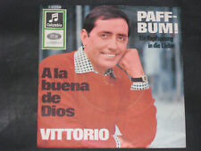 7-Single-Schlager-VITTORIO-Paff-Bum !