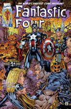 Fantastic Four #3 Heroes Reborn Marvel Comics