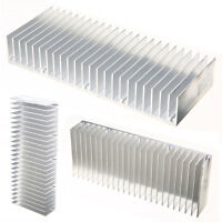 150mm X 60mm X 25mm Heat Sink Aluminum Heatsink Cooling Fin for Power Amplifier