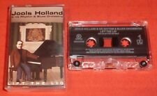 JOOLS HOLLAND & HIS RHYTHM & BLUES ORCHESTRA - UK CASSETTE TAPE - LIFT THE LID