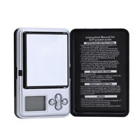 200g/0.01g High Precision Mini LCD Digital Pocket Electronic Jewelry Scale #G