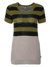 BURBERRY BRIT Shirt 100% Baumwolle Damen T-Shirt, Top