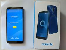 ALCATEL 3X 5058Y - 16GB - Spectrum Black (Unlocked)