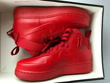 Mens Nike Air Force 1 Foamposite Cup NA Shoes Size 10.5 Red Bv1172 600